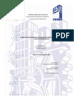 Estudio Sobre Depositación y Remoción de Asfaltenos Durante El Flujo a Través de Medios Porosos
