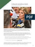 02-02-2019 Pavlovich critica la liberación de Guillermo Padrés - Proceso.com.mx