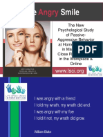 Angry Smile Powerpoint for Online Course 3rd Edition Updates
