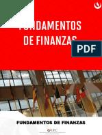 Introduccion a Las Finanzas AF103 Clase 8-9