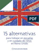 Alternativas Para Trabajar en Reino Unido