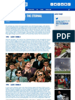 Lazio vs Roma - The Eternal Struggle of Serie A - Ashley Cox for Kitbag