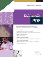 Salmonella Precis Datasheet