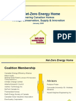 Net Zero Energy Home Coalition