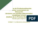 Programa Analisis Practica Docente