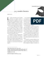1.- Tornero, A. - Hermenéutica y Estudios Literarios