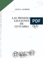 Julio Sagreras - Las Primeras Lecciones de Guitarra