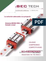 manual catalogo piezas rod