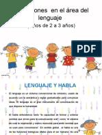 Alteracion Area Del Lenguaje 2 a 3 Años 1