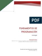 Tema 1 Introducción a la programación