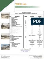 Características de Poste de concreto