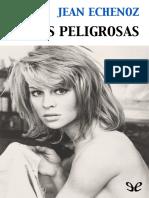 Rubias peligrosas - Jean Echenoz.epub