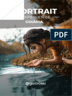 Portrait Experience - Workshop por Guiirossi