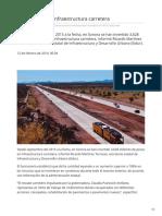 12-02-2019 Sonora Prioriza Infraestructura Carretera - El economista