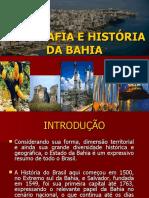 01 - Geografia e História Da Bahia