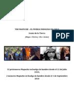 Dossier 'La Huelga de Hambre Mapuche'