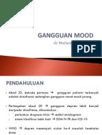gangguan mood