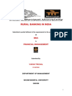 RURAL Banking in India Project_218154828