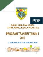 Program Transisi Tahun 1 2019