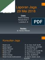 LapJag 29 Mei 2018