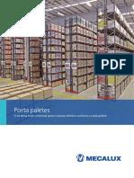 Catalog - 4 - Porta-paletes - Pt_BR MECALUX CATALOGO