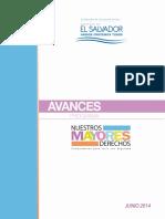 El Salvador Program a Nuestros Mayo