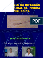Ago2003 Controlo Da Infecção Nosocomial Da Ferida Cirúrgica