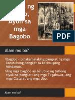 BAGOBO