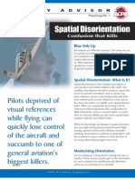 AOPA - Spatial Disorientation