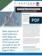 AOPA - Spatial Disorientation