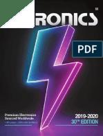 2019-20 Altronics Catalogue
