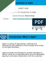 Agile Project Management - Lesson 1 Slides - Distributed