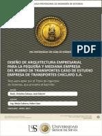 AE para Pequeña y Mediana Empresa