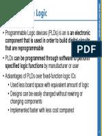 PLD Concepts