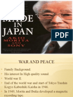 Made in Japan Final