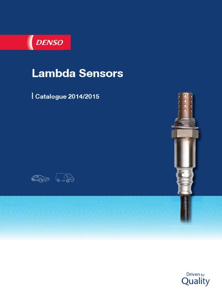 Sonde Lambda A3 1.6 1.8 T S3 Quattro avant après catalyseur 4 fils universelle
