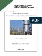 Manutenção Industrial 2016 1 - Parte I
