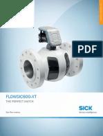 FLOWSIC600 XT