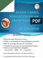 Clase 2. Regulación Del PH. Amortiguadores