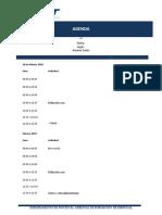 Agenda Capacitacion Electricidad Intermedia y Básica