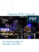 Aligning Risk Appetite and Exposure