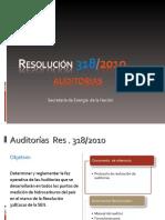 Procedimiento Para Desarrollo de Auditorias