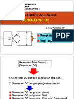 2.1. Generator Dc Rangk. Ekuivalen-efisiensi