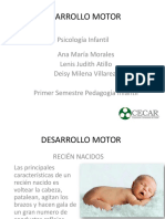 Desarrollo Motor