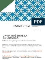 Estadística_Pedagogía
