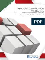 Mercadeo, Comunicacion y Estrategia 2014-I.pdf