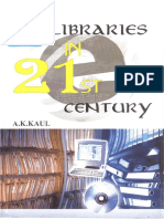 [a.K. Kaul] E-Libraries in 21st Century(BookFi)