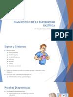 Diagnostico de Enfermedad Gastrica