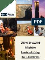 Mining Methods1