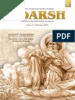 Adarsh February 2019